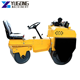 Good Price rc road roller pneumatic tyred YG