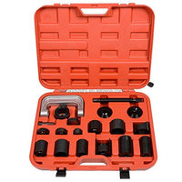 Universal 21PCS Ball Joint Removal Kit Separator Auto Repair Tool Set Install Master Adapter Car
