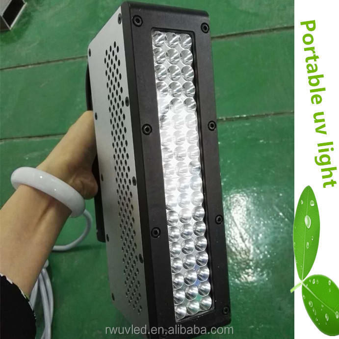 Handheld Portable uv light uv curing lamp for Wooden Floor Coating