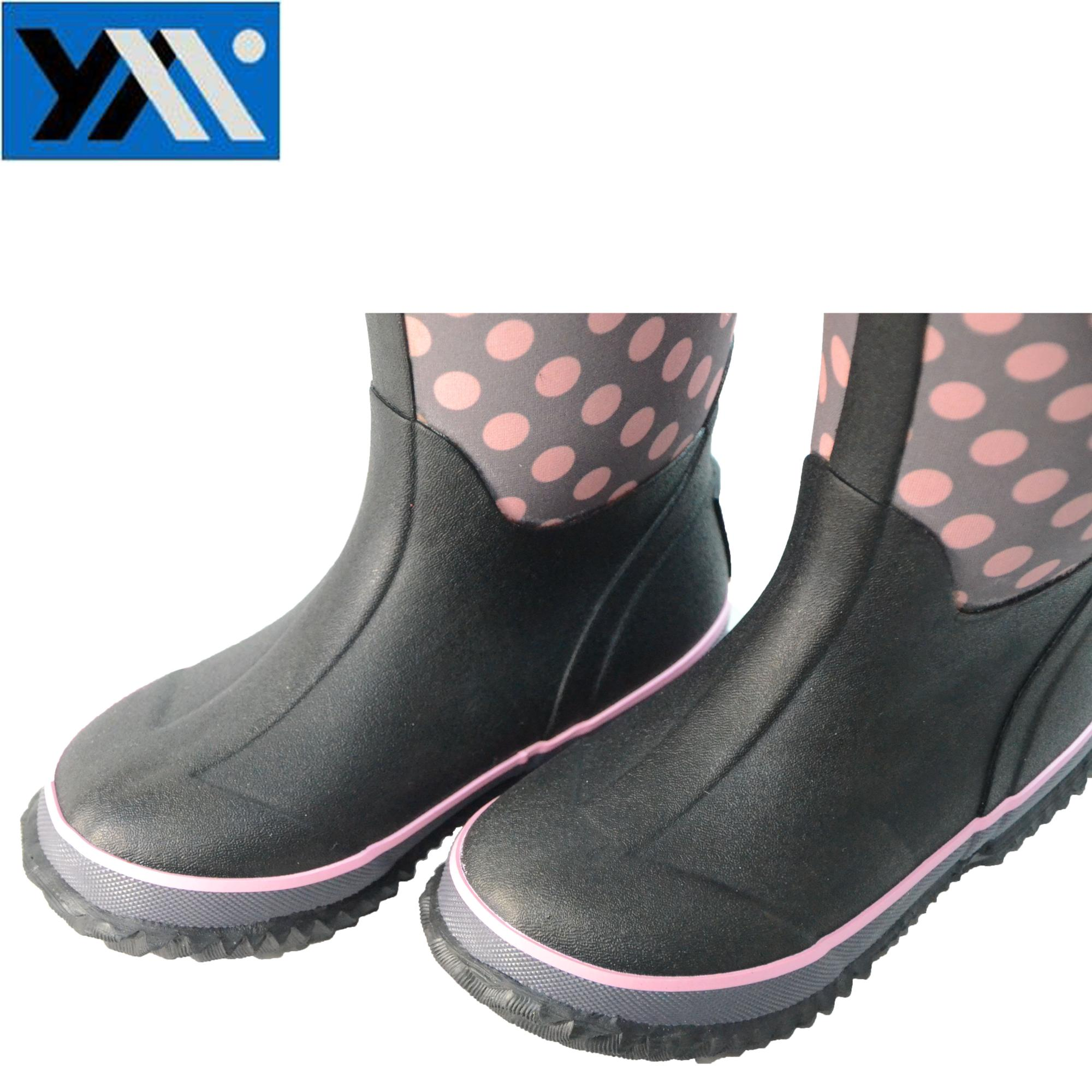 Best sell kids rainboots rain boots wholesale children rainboots