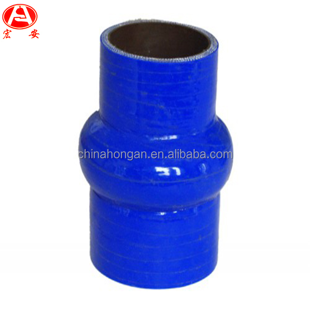 32mm ID Blue 45 Degree Silicone Elbow Reducing Hose 35mm AutoSiliconeHoses