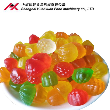 Best After Service Pectin Gelatin Carrageenan Gummy /jelly Candy Process  Machine - Buy Soft Candy Making Machine,Gummy Candy Making Machine,Yogurt