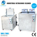 Big Tank Industrial Used Dry Cleaning Electronics Parts Ultrasonic Cleaner