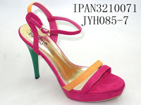 woman fashion shoes