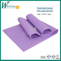 10MM THICK COMFORT EXERCISE FOAM YOGA CAMPING MAT SLEEP FESTIVAL OUTDOOR