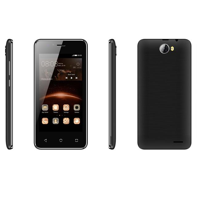 H5 new 4.5 inch 3g android phone with hotspot