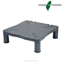 Modern designs LCD monitor TV stand with 1 Drawer
