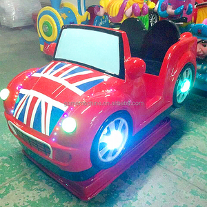 Coin operated machine kiddy kid amusement used kiddie ride for sale