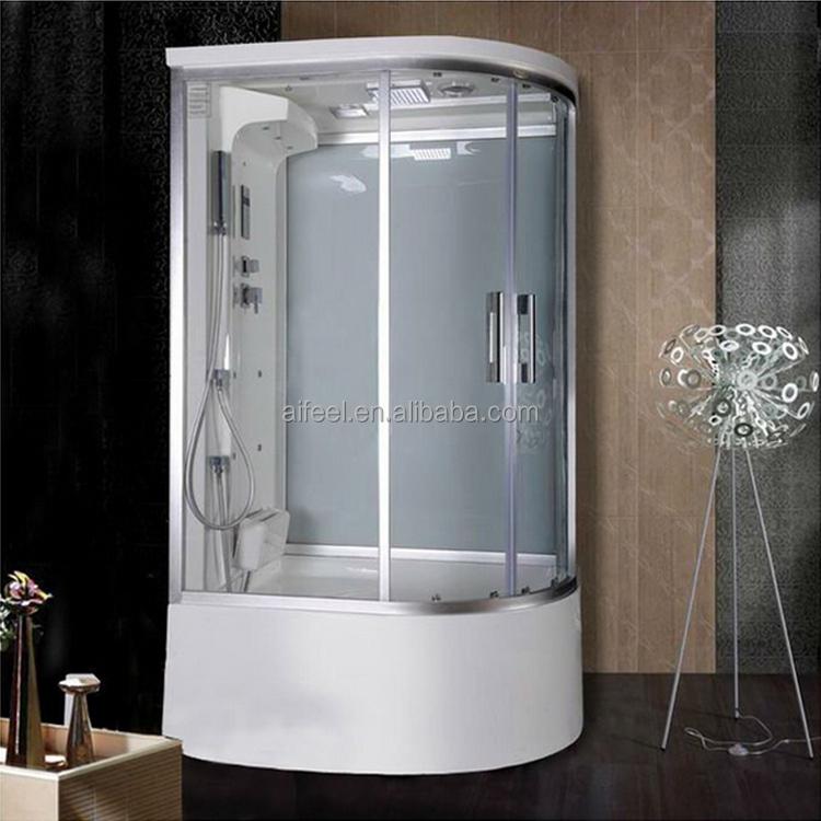 New Design Luxury Indoor Freestanding Control Panel Portable Glass ...