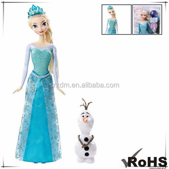 Hot Oem Frozen Figures Of Princess,Make Usa Cartoon Figures For Kids ...