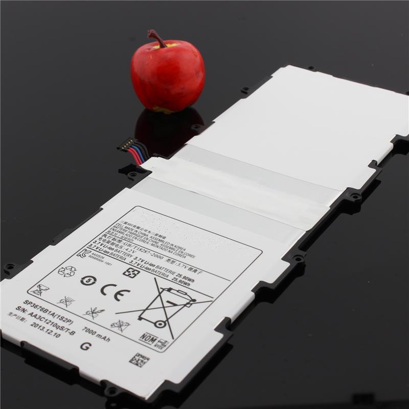 Оригинал 7000 мАч SP3676B1A аккумулятор для Samsung Galaxy Tab 2 10.1 P5100 P5110 P7500 P7510 N8000 N8010 аккумулятор Batterij Bateria