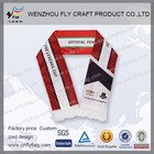 2014 football fan scarf