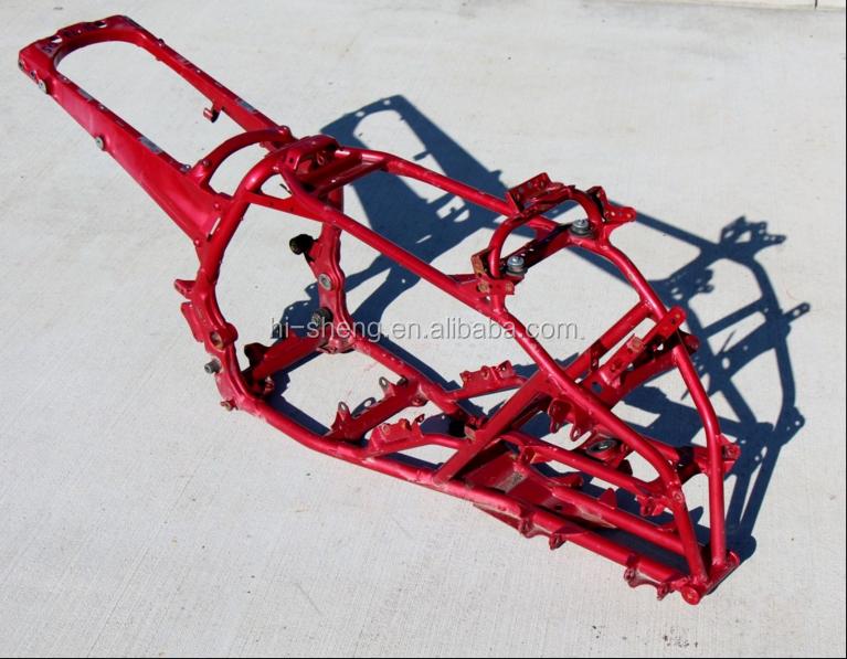 Tns Chinese Red Color Atv Frame Buy Atv Frames For Sale Quad Atv