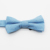 Beautiful Blue 100% Cotton Kids Bow Ties