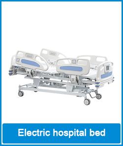 Hastane odası ucuz elektrikli yatak hastane tıbbi kum yatağı