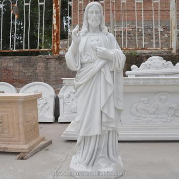 Etonnant Stone Christian Jesus Garden Statues