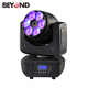 Professional Mini Small 6x15W 4 in 1 rgbw Zoom Led Moving Head Beam Club Bar lighting