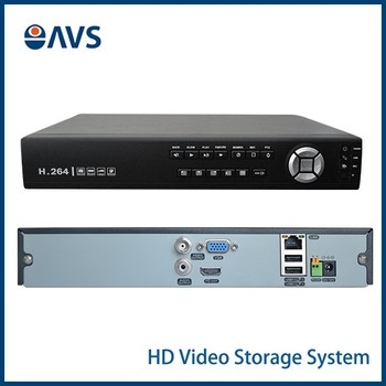16CH 5 in 1 4.0MP H.264 Hisilicon 2 XHDD 1080 P Rete di Sicurezza Incorporato Hybrid DVR