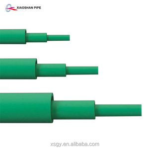 lowest price factory supply popular oem ppr pipe sizes chart iso15874 pipe ppr dn 160