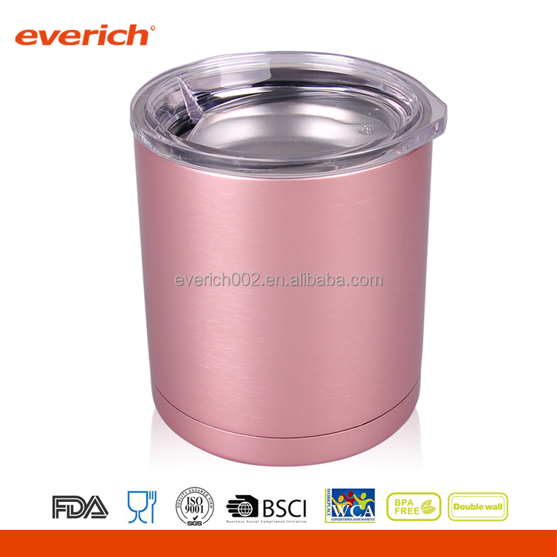 20oz Stainless Steel Vocuum Insulated Water Tea Container With PP Lid