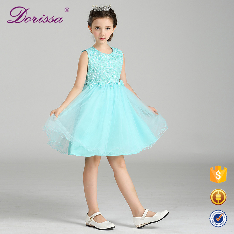 baby summer outifit kids lace dress ariel lace ruffled grace maxi dress demask elegant beaded girl dress