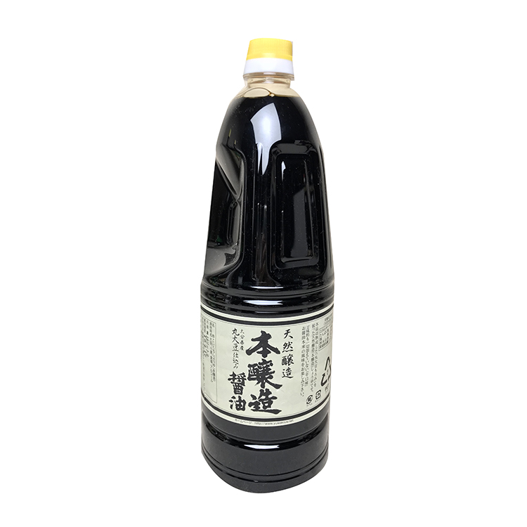 Japanese concentrate simple sushi soy sauce with perfect taste