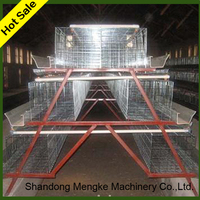 Kenya Farm Use Chicken Battery Cages with Thickened Material