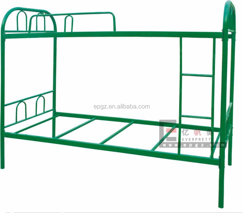 school dorm metal bunk bed metal iron bed two floor metal bed in school dorm metal bunk bed metal iron bed two floor metal bed in white