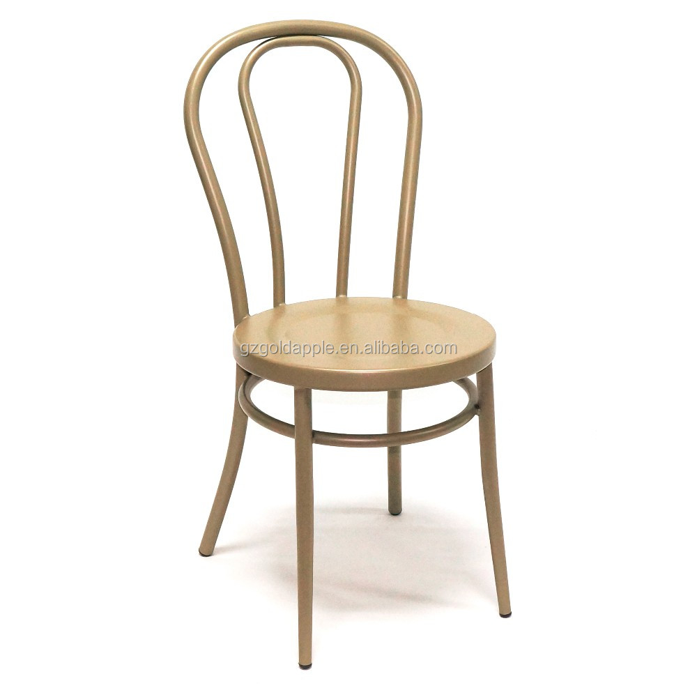 Charming Factory Price Vintage Replica Chairs Indoor For Cafe Restaurant Hotel Metal  Stackable Thonet Bentwood Chair