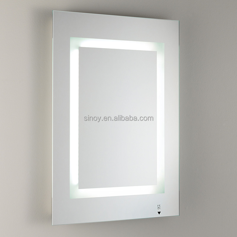 3mm - 6mm Frosted Glass Mirror   Sandblasted Silver Mirror Glass for  Illuminated Mirror 1950fa7247c