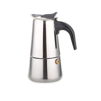 Wholesale Stainless Steel Portable Espresso Coffee Maker