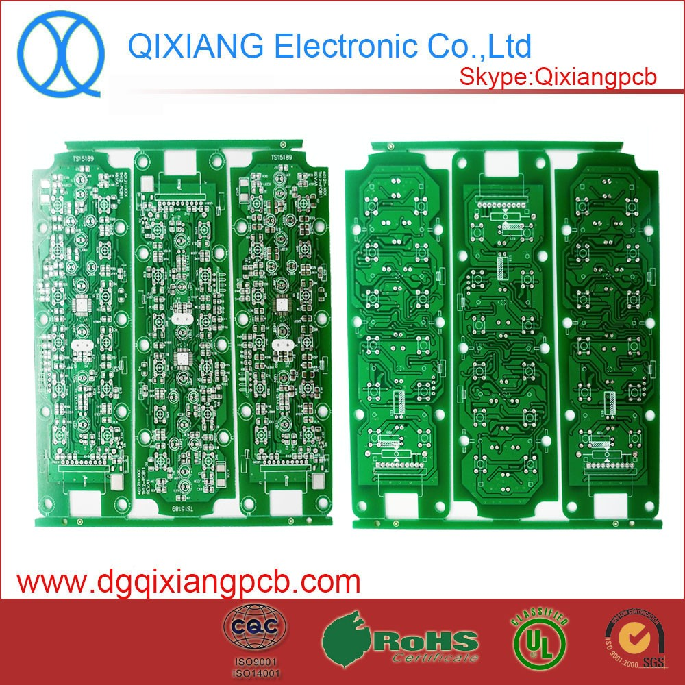 free sample 25 years professional pcb assembly board manufacturer PCB Board OEM ODM UL 94V0 Multilayer