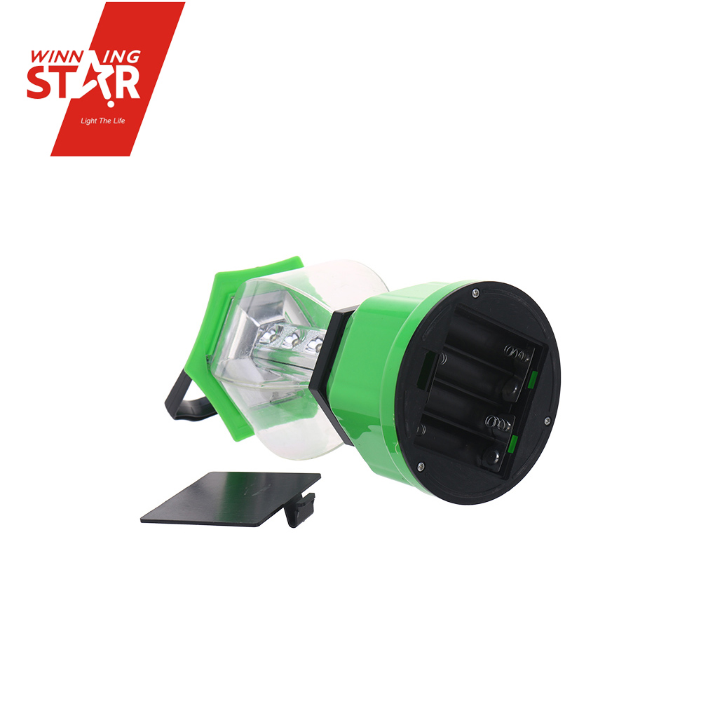1w led light outdoor lantern hiking fishing camping lamp with handle