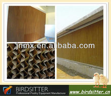 multifunctional evaporative cooling pad for poultry farm equipment