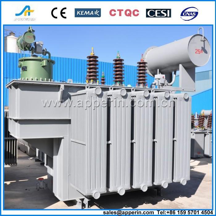 33kv aceite trif sico 10 mva transformador de potencia - Transformador electrico precio ...