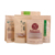Pretty design Kraft Paper Plastic Tea Coffee Packaging Bag with Zipper
