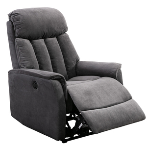 Single Seater Electric Leather Furniture Sectional Modern Fabric Living Room Power Motorized Nitaly Massage Recliner Sofa Set