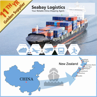 International less than container load shipping dropshipping to New Zealand