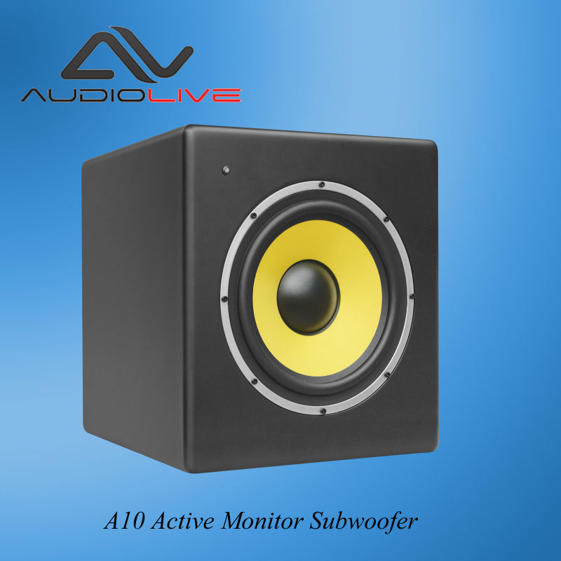China supply mini speaker subwoofer A10 creative mini speaker subwoofer