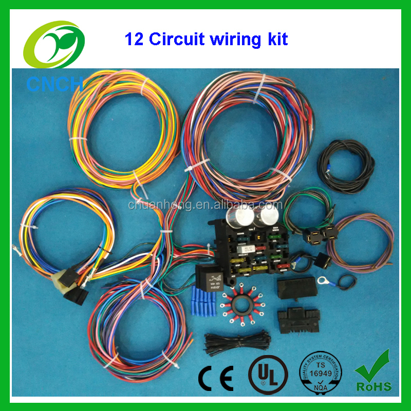 12 Circuit Wiring Harness Wholesale, Wiring Harness Suppliers - Alibaba