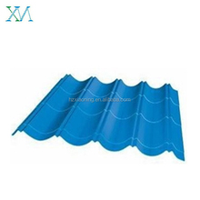 metal roofing used color coated sheet/color zinc steel sheet 0.3-0.6mm
