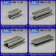 Meicheng Exquisite Craftsmanship Super Anti-static stainless steel extrusion profile