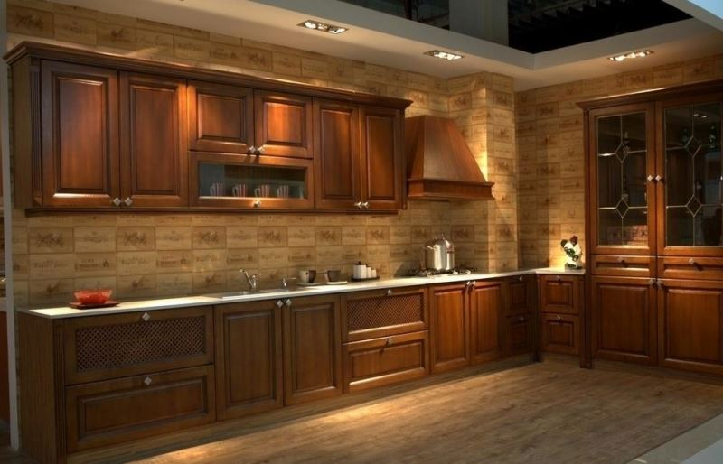 solid bamboo wood kitchen cabinets solid bamboo wood kitchen cabinets suppliers and at alibabacom - Kitchen Cabinet Suppliers