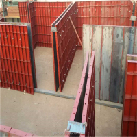 TSX-M-Concrete molds for walls/Steel wall formwork for concrete