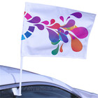 Cheap Car Flag Holder Window Clips On Car Hood Flag Holder