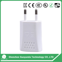 GuoYunDa 5 ports usb travel charger, 6a 5 usb wall charger, manual smart phone charger