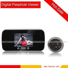 Hottest sale peephole camera recorder with motion detection