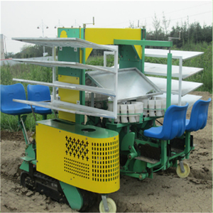 Tractor vegetable Seedling Transplanter For Sale,Professional manufacture CE approved vegetable transplanter