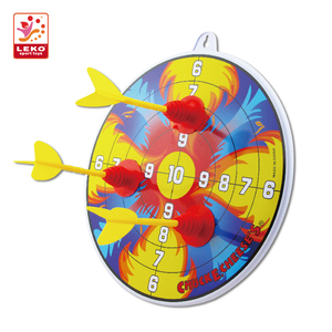 Hot sale Promotional gifts steel tip soft magnetic dart for kids