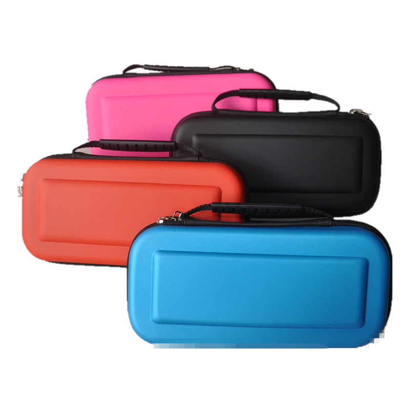 Four colors Protective Carry Case Cover Storage Bag For Nintendo Switch EVA case with portable